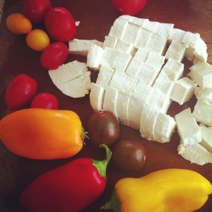 סדנת בישול טבעונית. מבשלים עם טופו