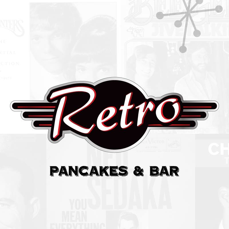 רטרו פנקייק בר Retro Pancake Bar