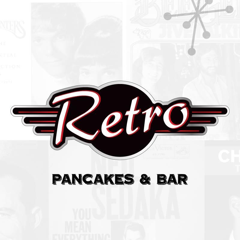 רטרו פנקייק בר Retro Pancake Bar