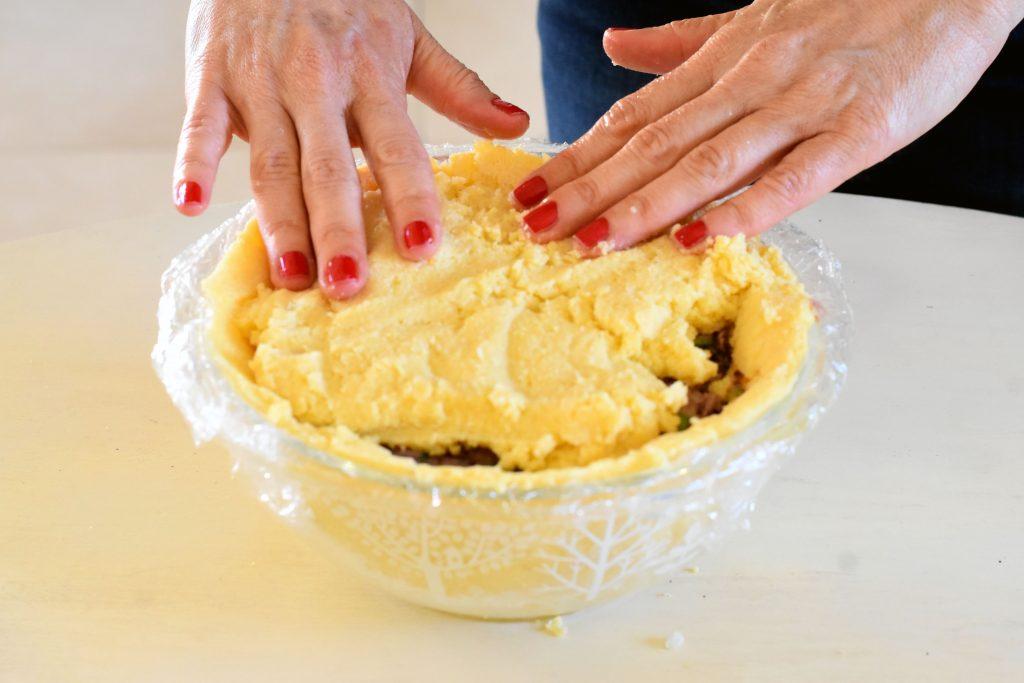 סוגרים את העוגה עם פולנטה