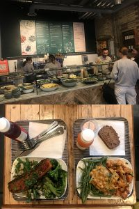 Farmstand מסעדה ידידותית לטבעונים בלונדון
