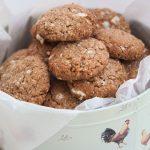 עוגיות מפנקות עם שוקולד לבן