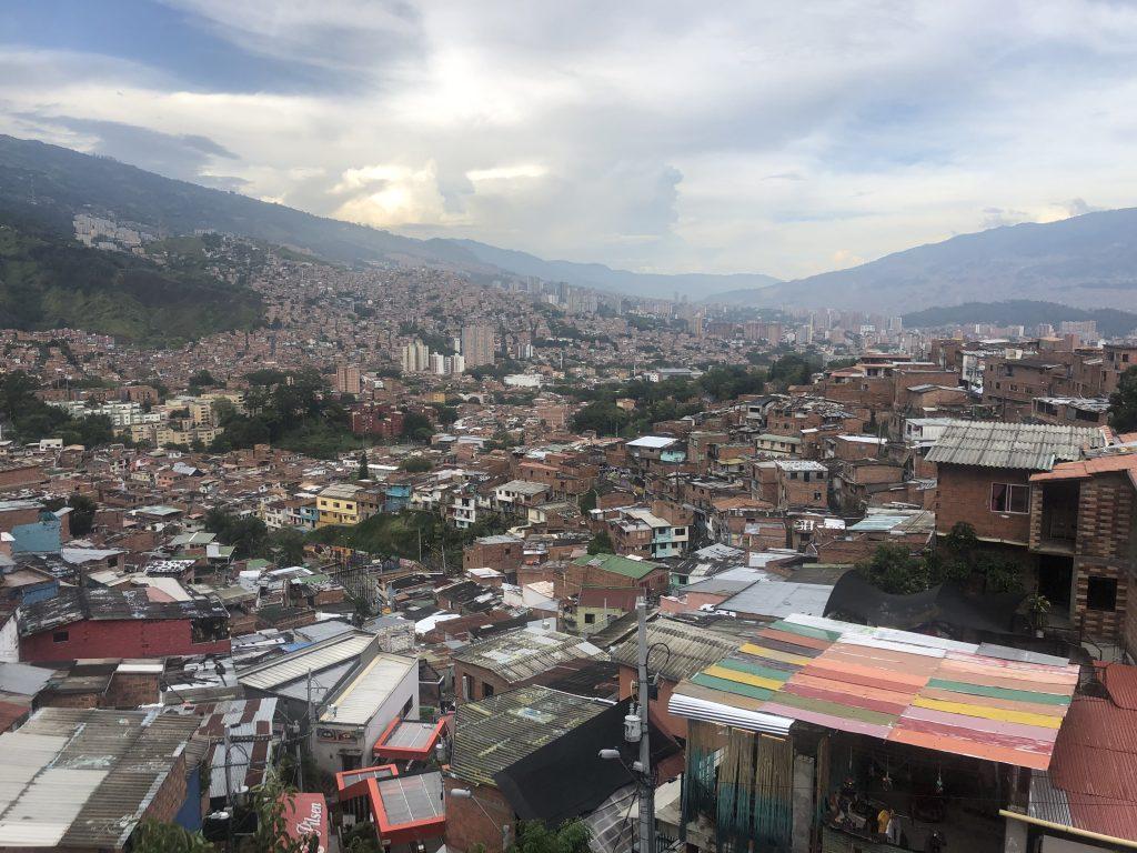 טיול טבעוני בקולומביה