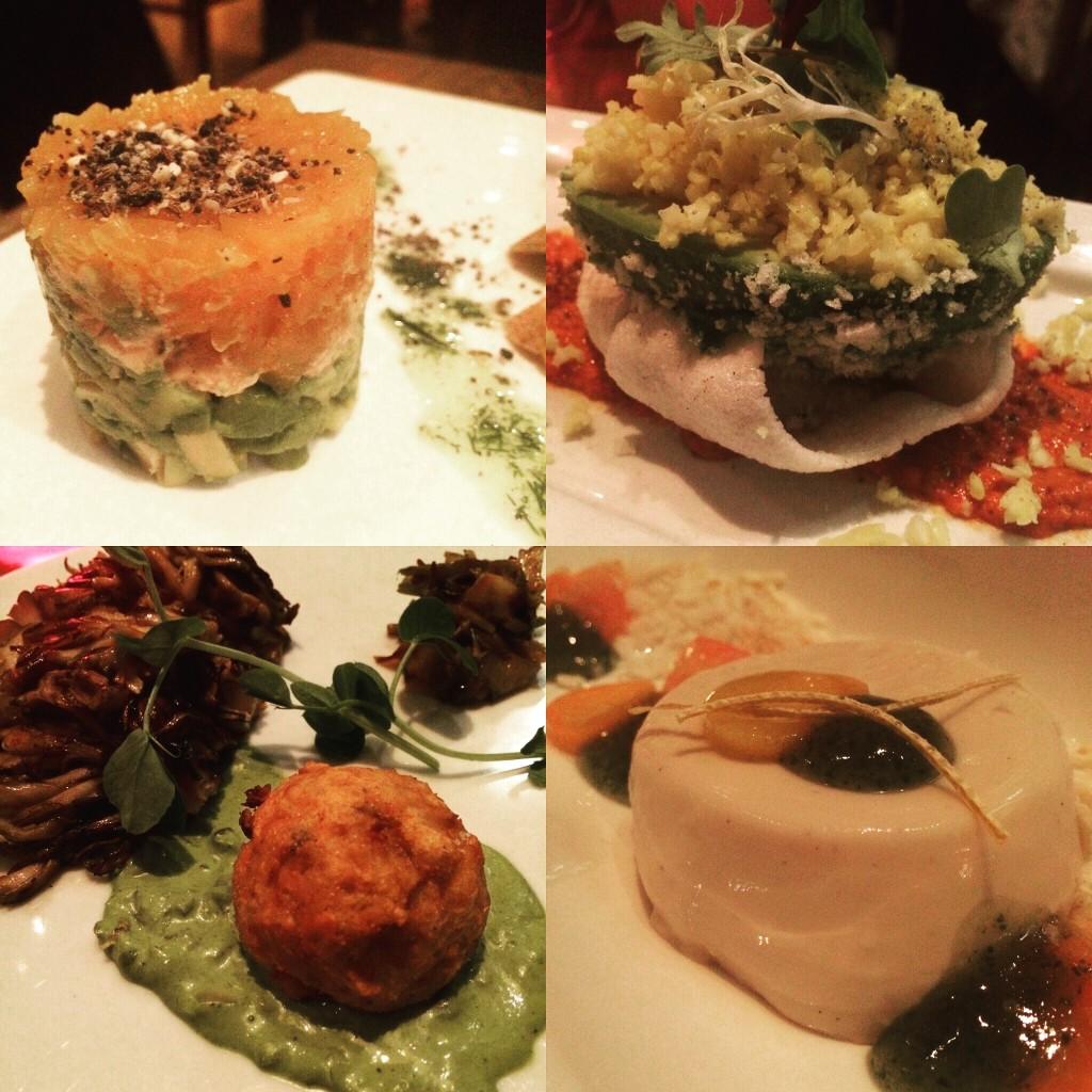 """אחת המסעדות הטובות בארה""""ב. Vedge"""
