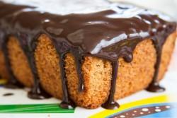 עוגת תפוזים שוקולד קפה טבעונית