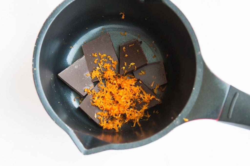 מתכונים טבעוניים. תפוז ושוקולד - שילוב מנצח