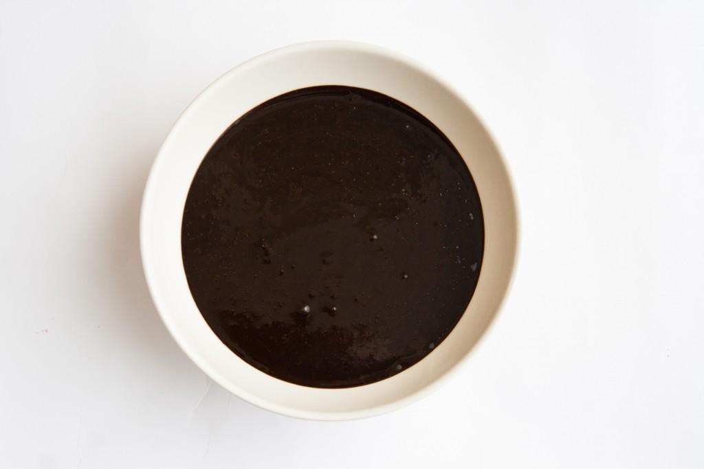 ואפשר גם בתור מרק שוקולד חם. מבחן האיפוק