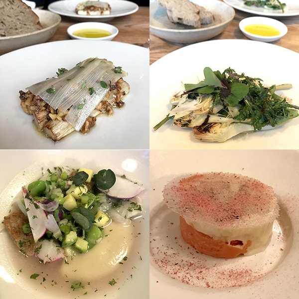 Lyle's ארוחה טבעונית מהטובות בלונדון