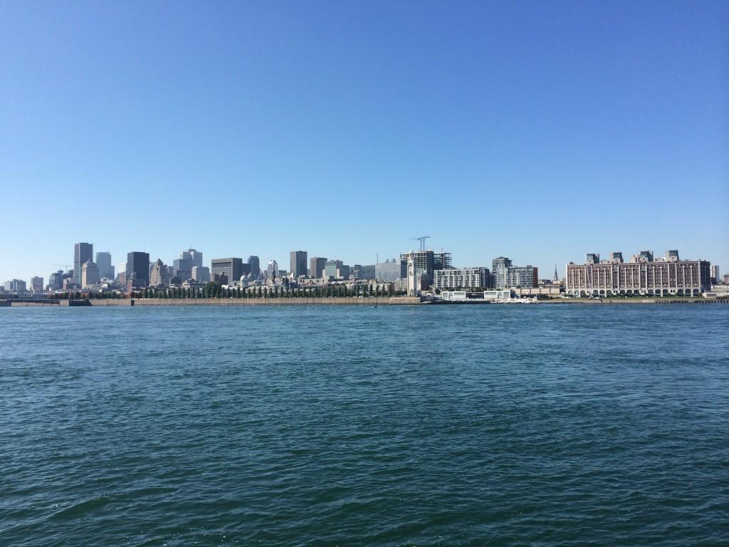 מבט אל מונטריאול. צילום: אורי שביט