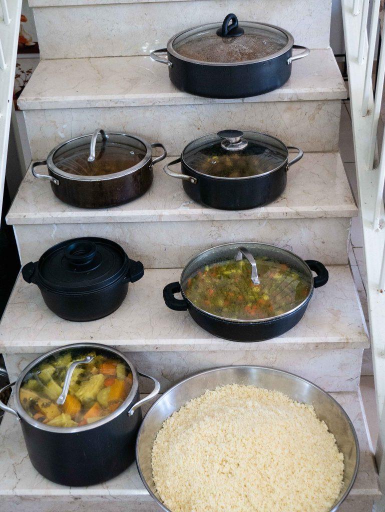 שישי חופשי אצל יונית צוקרמן במטבח