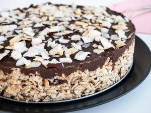 עוגת מצות ושוקולד כשרה פרווה לפסח