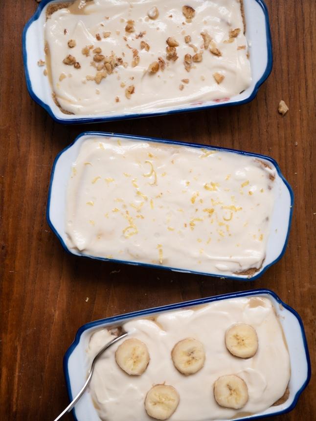 פאי בננות של סבתא פנקה בגרסה טבעונית