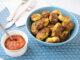 חטיפי תפוח אדמה וזוקיני מ-4 רכיבים