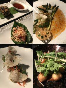 Plah Oslo ארוחת טעימות תאילנדית