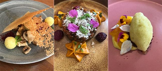 Restaurante El cielo מסעדה בקולומביה