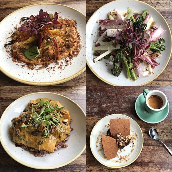 Slaw מסעדה טבעונית מומלצת בלונדון