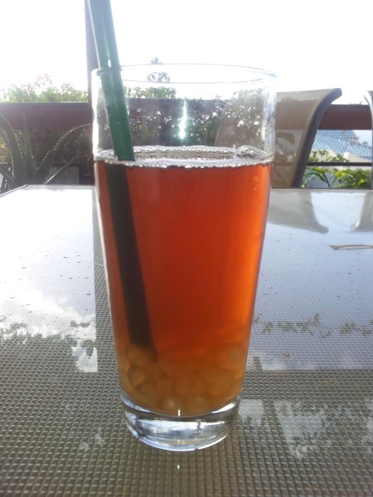 תה פנינים זה הלהיט. צילום: ענת השביט-ינאי