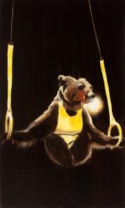 אחד הציורים הנפלאים של שירה גלזרמן ששבו את ליבי
