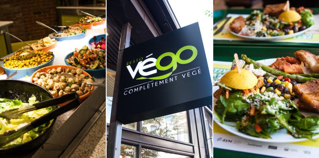 מסעדות טבעוניות במונטריאול. ווגו