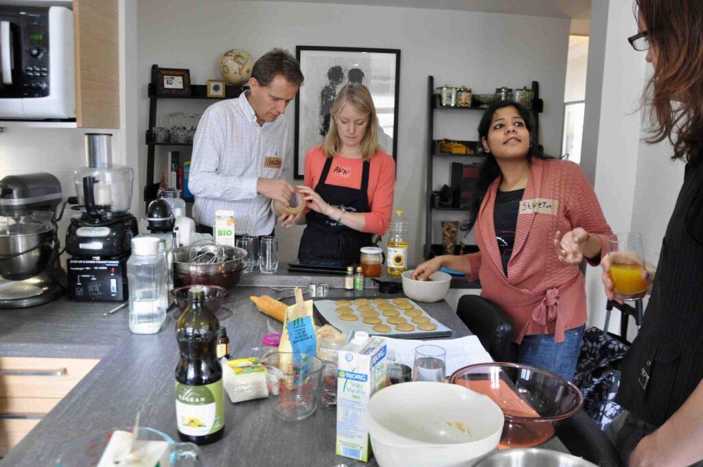 מבשלים ביחד, כן! צילום: דנה רוסו