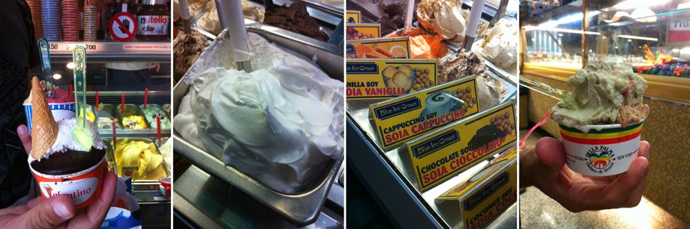 סורבה או סויה, חובבי הגלידה הטבעונית יעופו עליה ברומא
