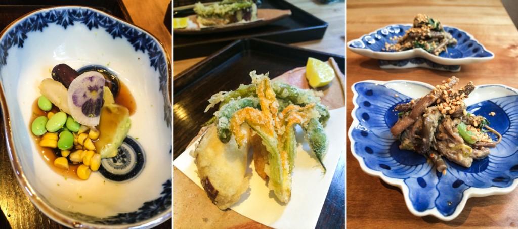 ססגוני, מעודן וטעים. בית מקדש לאוכל זן בודהיסטי טבעוני