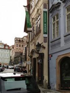 מהפכה טבעונית, גם בפראג.
