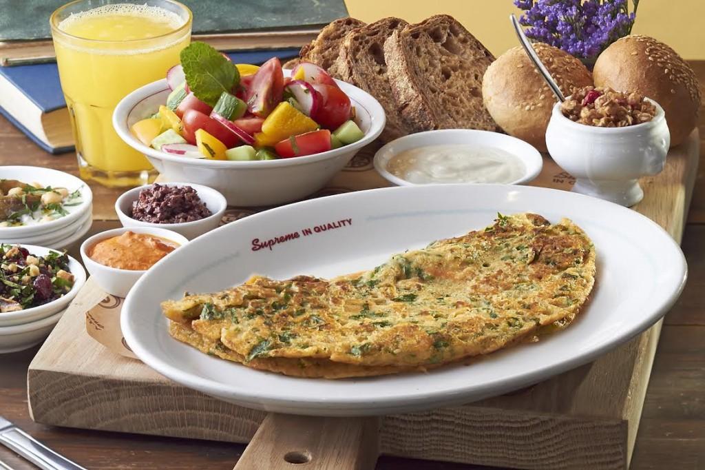 הכוכבת של ארוחת הבוקר. חביתת עדשים