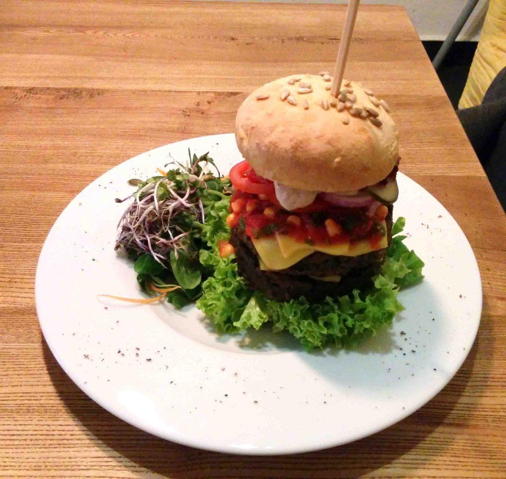 pastva המבורגר טבעוני בפראג