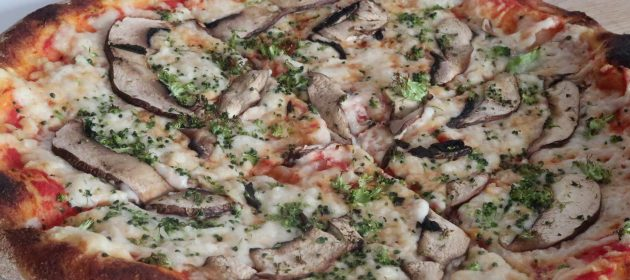 פיצה טבעונית פיצהאלה