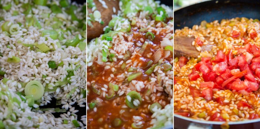 מהאורז למיץ, מהעגבניות לריזוטו. כמה קל, ככה טעים