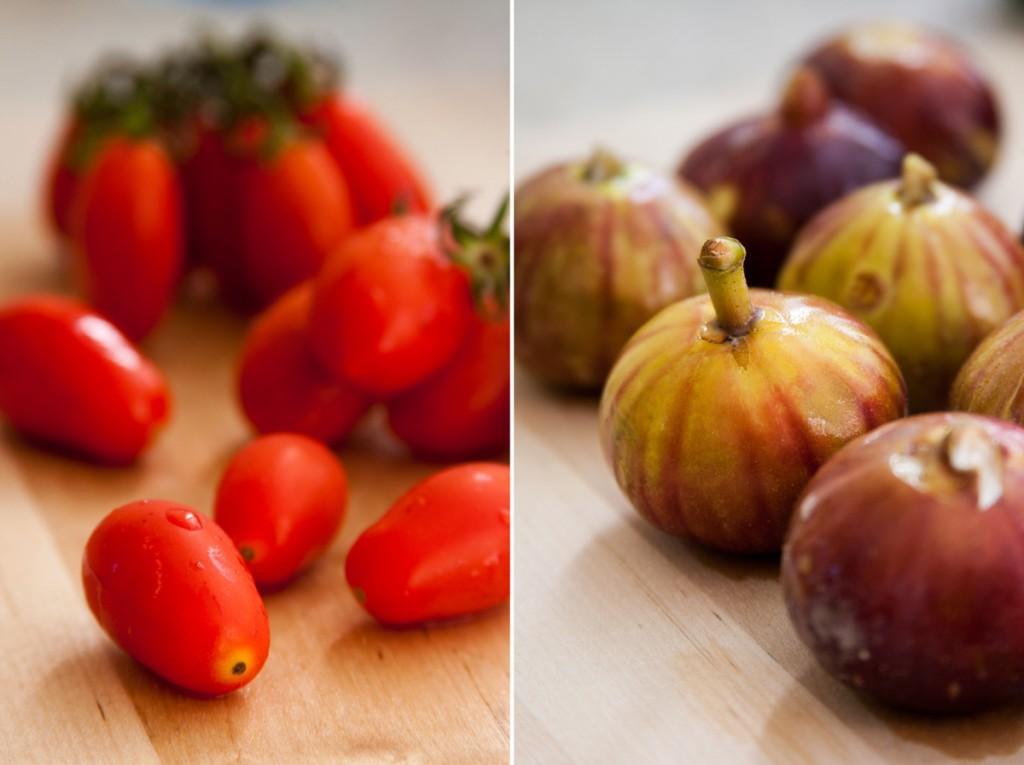 שידוך מושלם: תאנים ועגבניות של סתיו