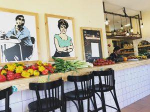 רוזטה מסעדה טבעונית בערבה