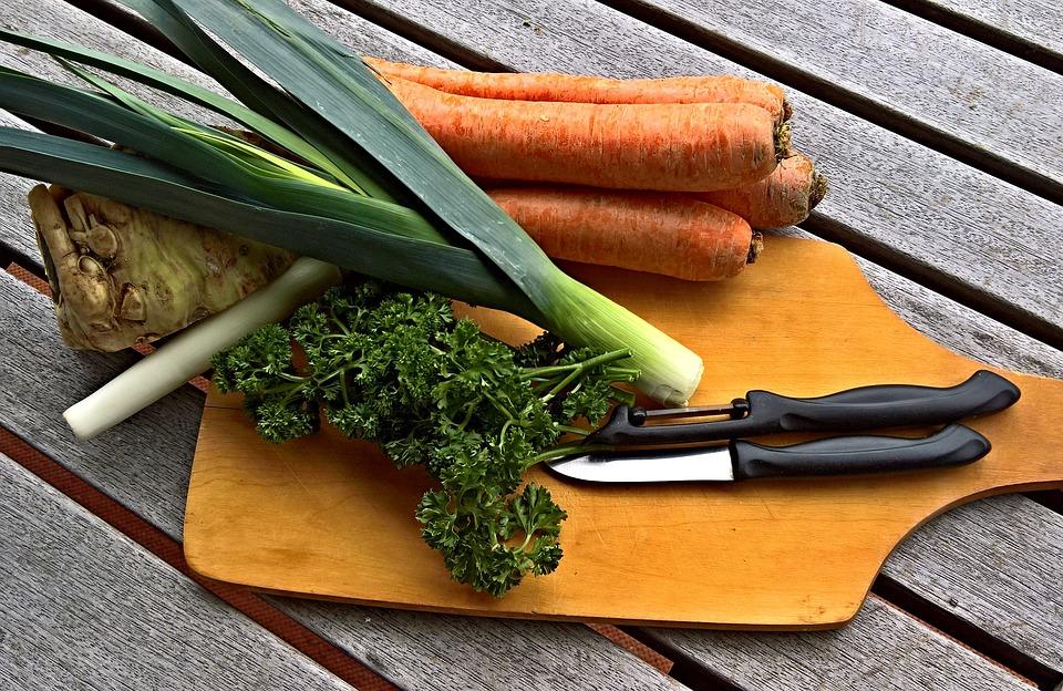 ציר ירקות מהיר וקל להכנה. צילום: pixabay