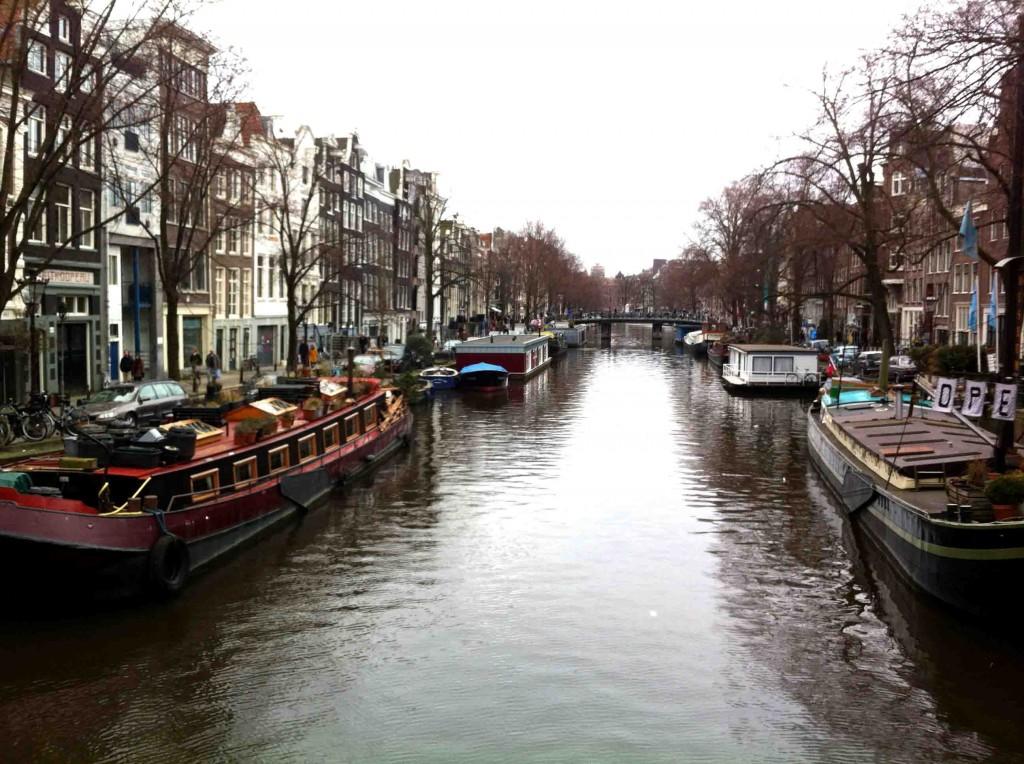 מבט חדש על העיר האהובה. אמסטרדם חורף 2013