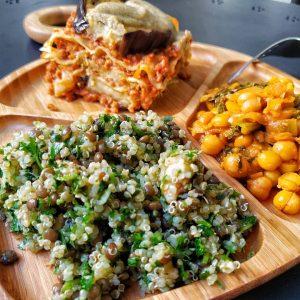 האוכל של vivida